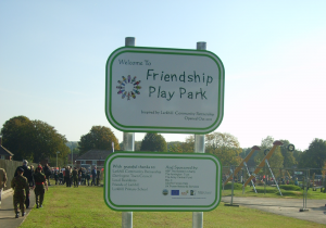 Larkhill Friendship Play Park
