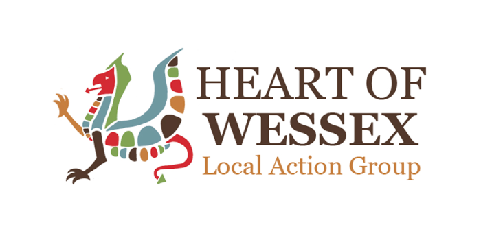 heart of wessex LAG logo