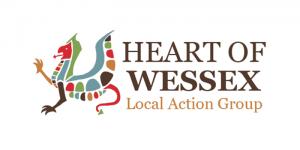 heart of wessex LAG logo