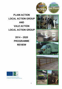 2020 - 2014 programme review